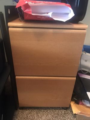 Two Drawer File Cabinet for Sale in Aurora, IL