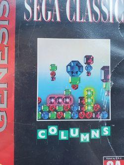 Colums For Sega for Sale in Fairfax,  VA