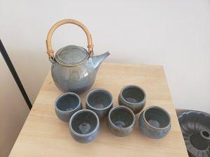 Handmade Tea Set for Sale in East Orange, NJ