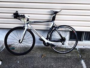 Fast , light, beautiful carbon tt pinarello bike for Sale in Brooklyn, NY