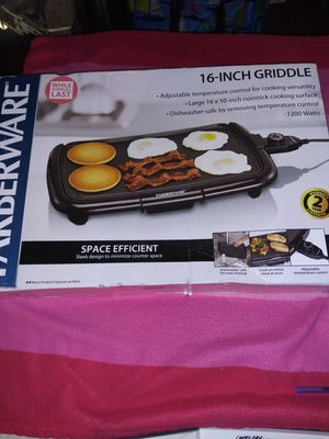 Farberware 16-Inch Griddle for Sale in Boston, MA
