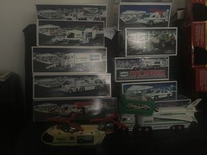Hess Toy Trucks Collectibles $40 for Sale in Brentwood, NC