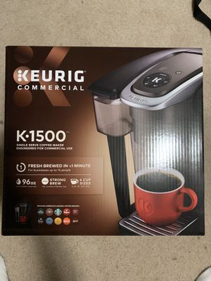 Keurig K1500 Brand New for Sale in Las Vegas, NV