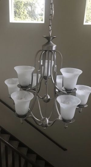 Beautiful Chandelier - Pottery Barn Lighting for Sale in Tualatin, OR