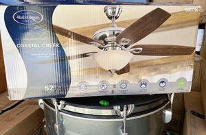 Harbor freeze, Coastal creek ceiling fan for Sale in Clovis, CA
