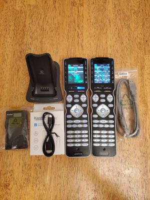 2 Universal Remote Controls MX-980I, used. for Sale in Hollywood, FL