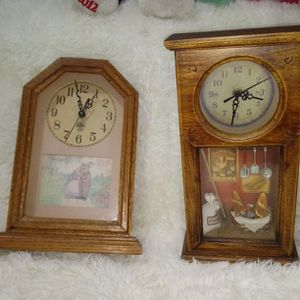 Vintage Wall wood Clock Case for Sale in Portland, OR