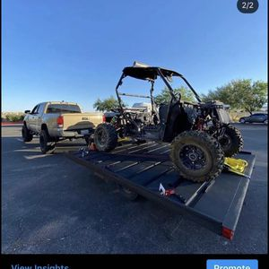 Trailer With Title 10x8ft for Sale in Las Vegas, NV