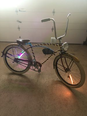 Burning Man Playa Cruiser Bike for Sale in Vancouver, WA
