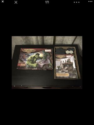 Marvel Hero Scape The Conflict Begins Board Game for Sale in Elk Grove Village, IL