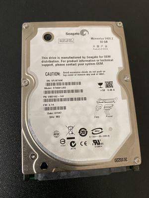 PS3 60GB Hard Drive for Sale in Clovis, CA