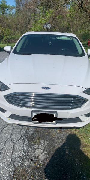 2017 Ford Fusion SE Hybrid for Sale in Waldorf, MD