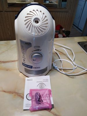Coolmist humidifier for Sale in Port St. Lucie, FL