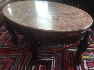 Marble coffee and end tables for Sale in Fort Leonard Wood, MO