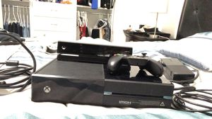 Xbox one with Kinect for Sale in Miami, FL