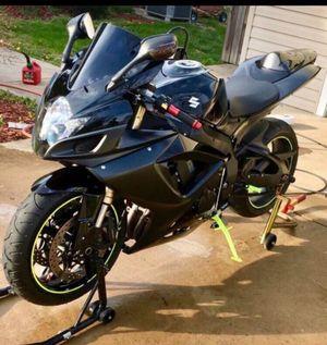 2007 Suzuki GSXR 600 Motorcycle for Sale in Fredericksburg, VA
