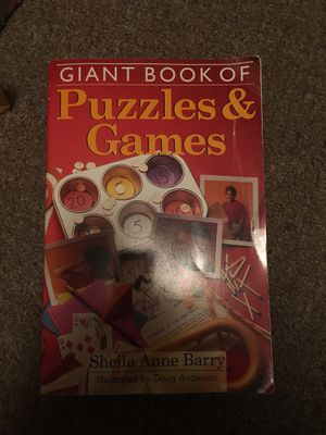 Puzzle and game for Sale in New Baltimore, MI