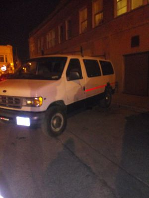 $$1500 obo great work van 2001 ford f-350 for Sale in Chicago, IL