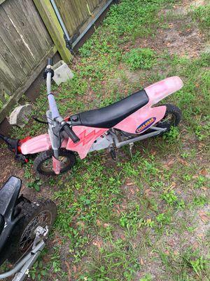 Razor dirt bike for Sale in Lutz, FL