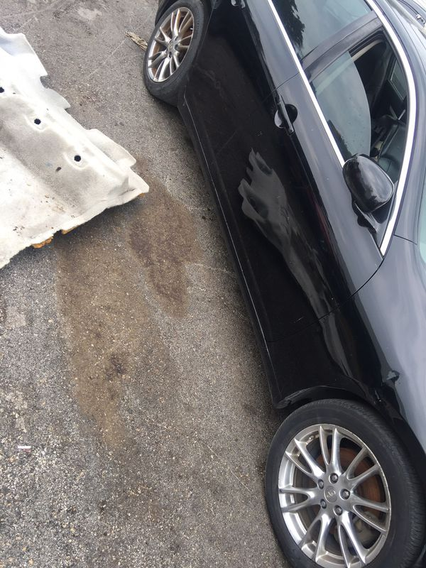 2009 2010 2012 Infiniti g35 parts only