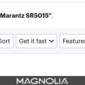 Marantz Surround Sound Fully Loaded for Sale in Artesia, CA