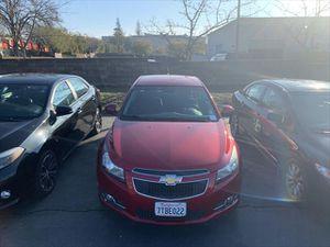 2012 Chevrolet Cruze for Sale in Roseville, CA