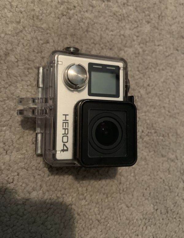 GoPro Hero 4 Silver - Waterproof