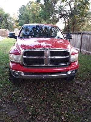 04 Dodge ram 2500 4x4 for Sale in Wichita, KS
