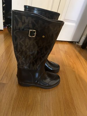 Michael kors Rain Boots 6 for Sale in Washington, DC