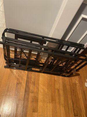 Full bed frame for Sale in Spartanburg, SC