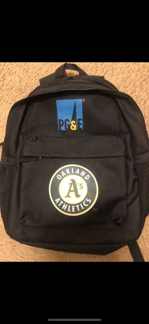 Oakland A's backpack for Sale in San Jose, CA