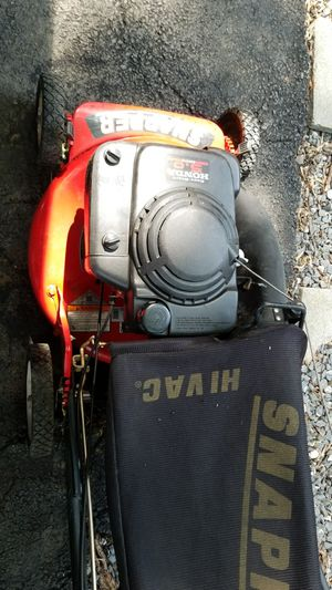 Snapper self propelled mower for Sale in Millersville, MD
