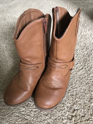 Baby Girl boots size 10M for Sale in Metairie, LA