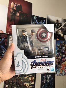 S.H. Figuarts Captain America (Endgame Version) for Sale in San Jose,  CA