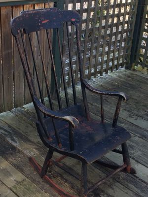 Antique Rocking Chair for Sale in Seattle, WA