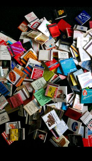 Vintage matchbooks mostly from the 70s! And 80s! for Sale in Medina, OH