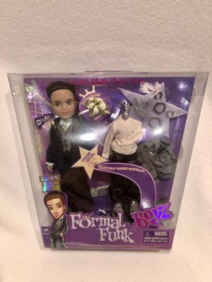NRFB Bratz Boyz Dolls for Sale in Mount Prospect, IL