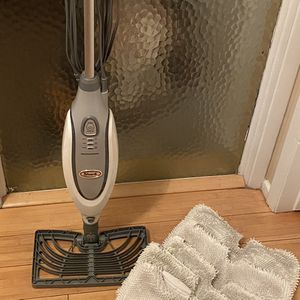 Shark Professional Steam Pocket S3601 Deep Clean/Fast Sanitize/Disinfect Mop - Floor Stream Cleaner With Extra Pads for Sale in Long Beach, CA