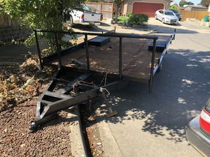 Utility trailer for Sale in Hillsboro, OR