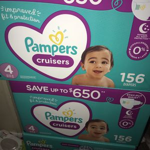 Pampers Cruisers for Sale in Keystone Heights, FL