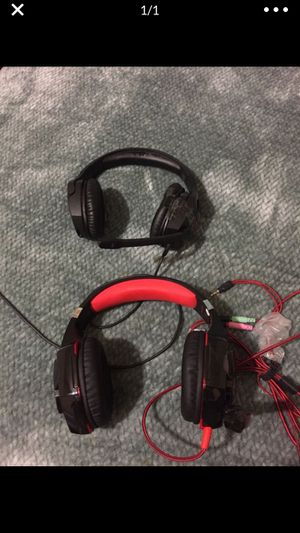 Gaming headphones!! for Sale in Lewisville, TX