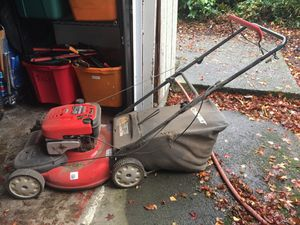 Auto propelled lawn mower for Sale in Seattle, WA