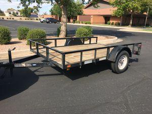 10 FT CARSON UTILITY TRAILER for Sale in Gilbert, AZ