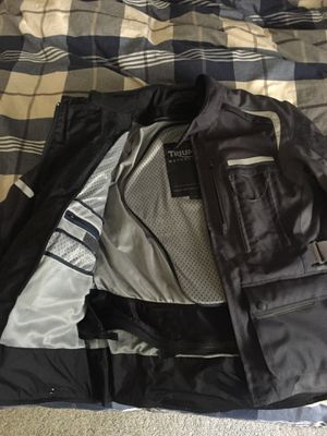 Enduro Triumph motorcycle jacket. for Sale in Denver, CO