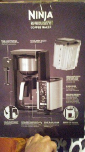Ninja specialty coffee maker for Sale in Indianapolis, IN