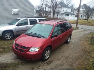 2007 DODGE GRAND CARAVAN SXT SPECIAL EDITION MODEL for Sale in London, OH