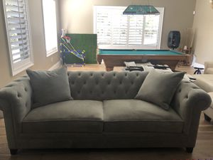 Couch and chair Martha Stewart collection for Sale in Miami, FL