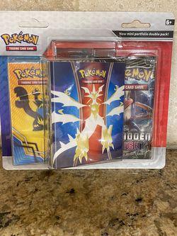 Pokémon Mini Portfolio Double Pack. for Sale in La Mirada,  CA