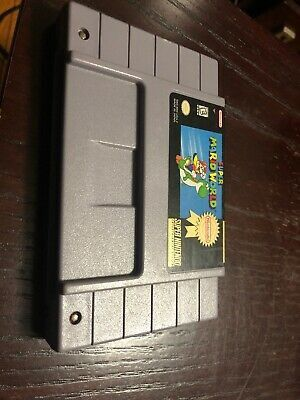 Super Mario World (Super Nintendo) Player's Choice Game Only for Sale in West Covina, CA