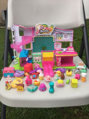 SHOPKINS COLLECTION ALL FOR 20$$$ for Sale in Tampa, FL